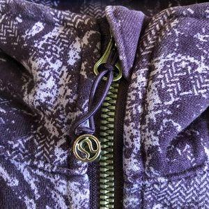 lululemon athletica Tops - Purple Lululemon scuba hoodie!  🌸